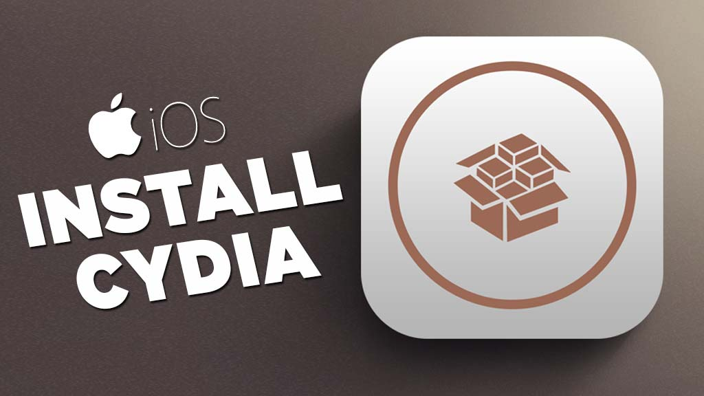 Cara Install Cydia