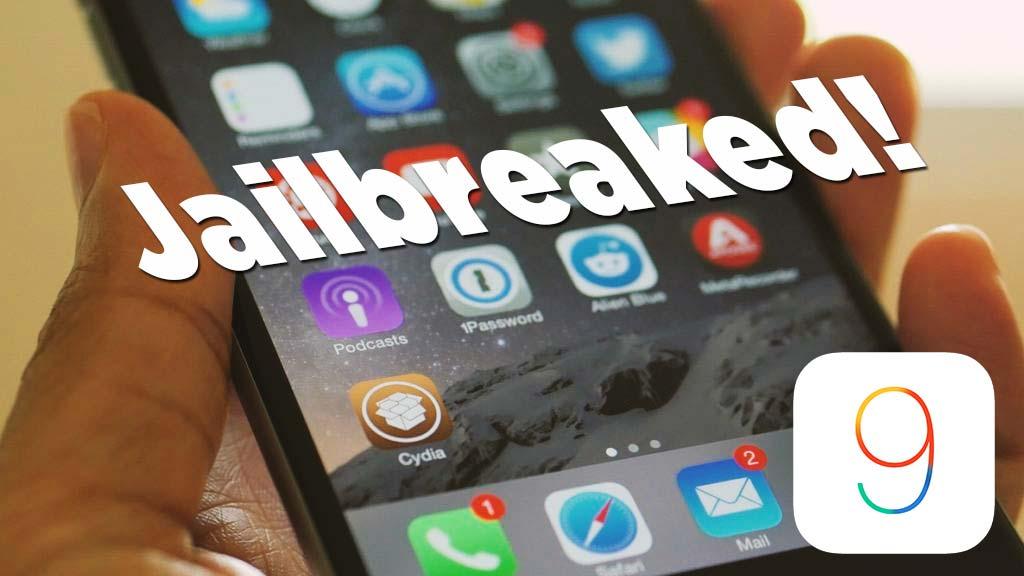 Cara Jailbreak iOS 9
