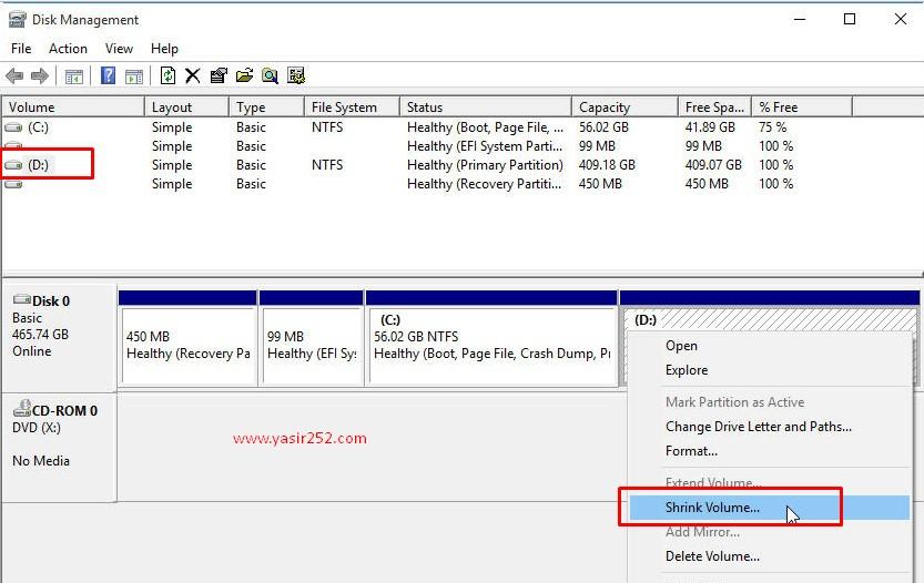 Cara Mempartisi Hardisk External dengan Disk Management Tools