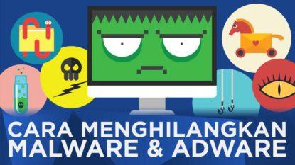 Cara Menghilangkan Malware Adware di Windows 10