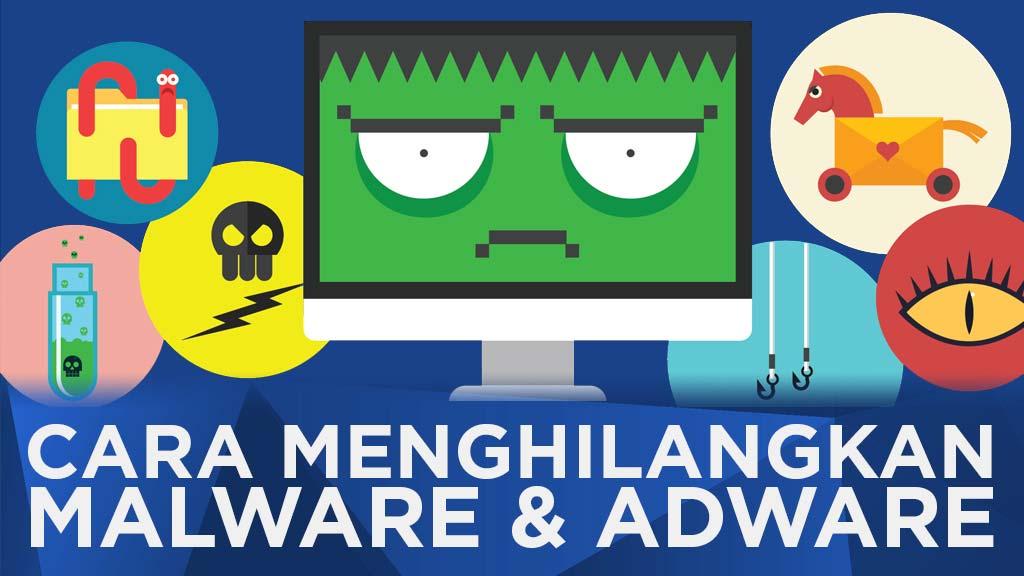 Cara menghilangkan malware di windows 10