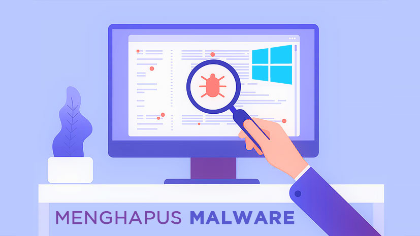 Cara Menghilangkan Malware Windows 10