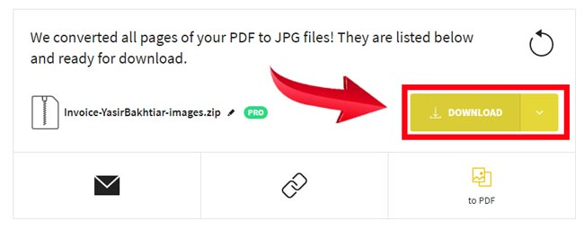 Convert PDF JPG Online Gratis