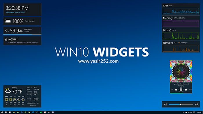 Download Rainmeter Windows 10