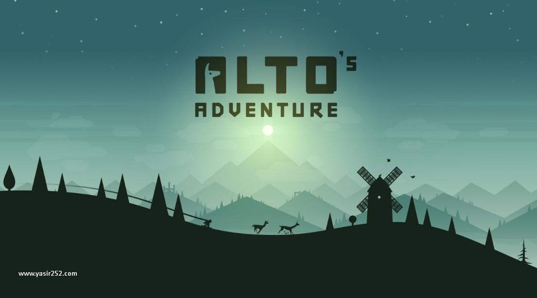 Alto Adventure Games Arcade Terbaik Android 2017 Gratis