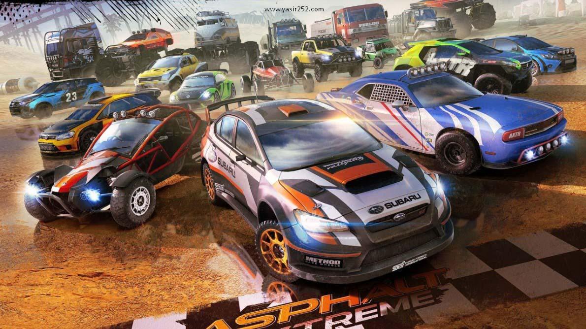 Asphalt Xtreme Games Racing Terbaik Android 2017 Gratis