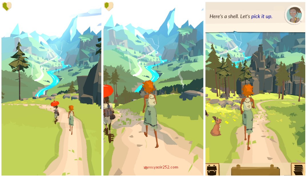 The Trail Games Adventure Terbaik Android 2017 Gratis