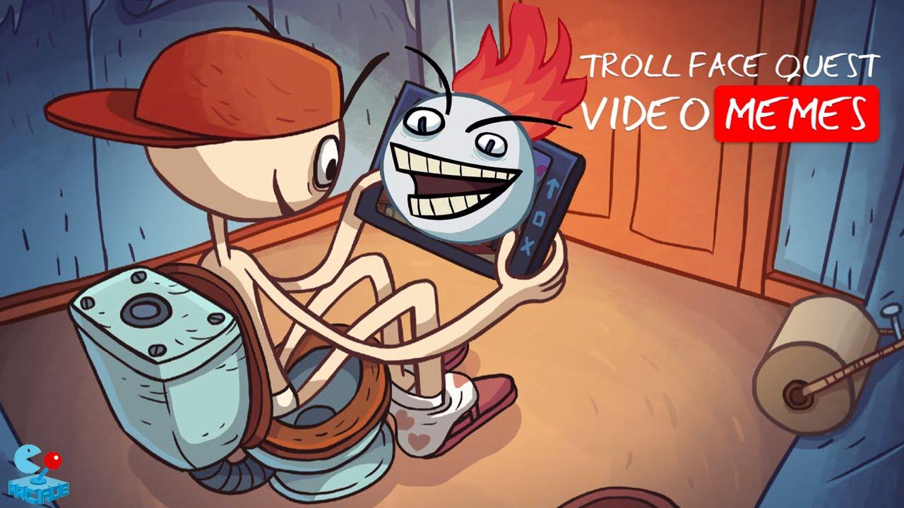 Troll Face Games Lucu Terbaik Android 2017 Gratis