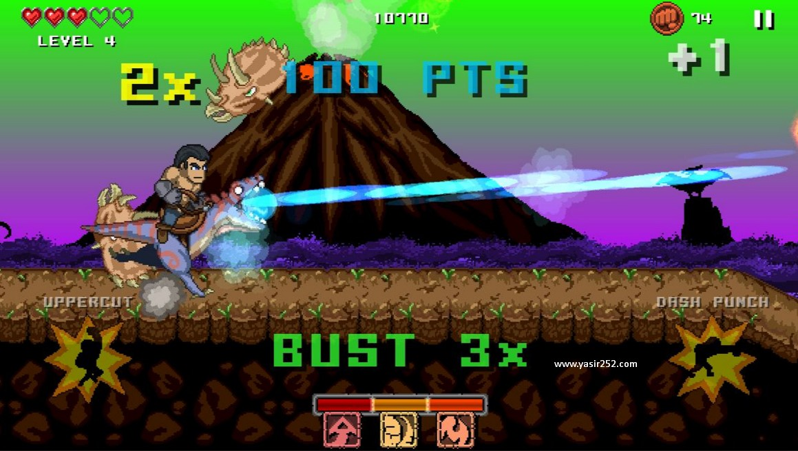 Download Punch Quest Untuk iPad
