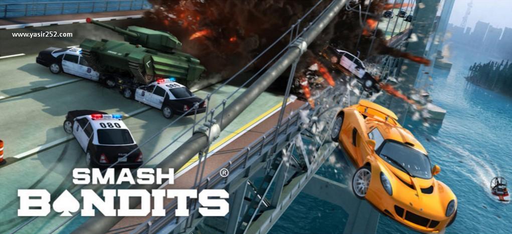 Download Games Gratis Smash Bandit iPad iPhone