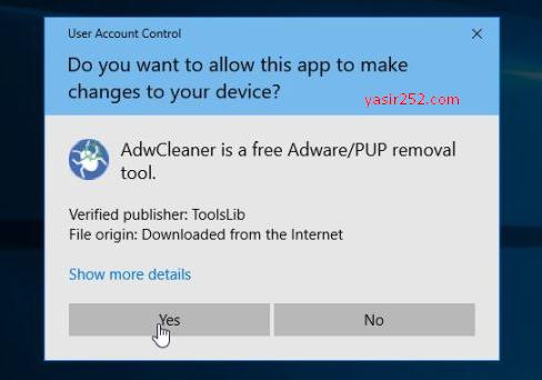cara menghapus virus malware di laptop
