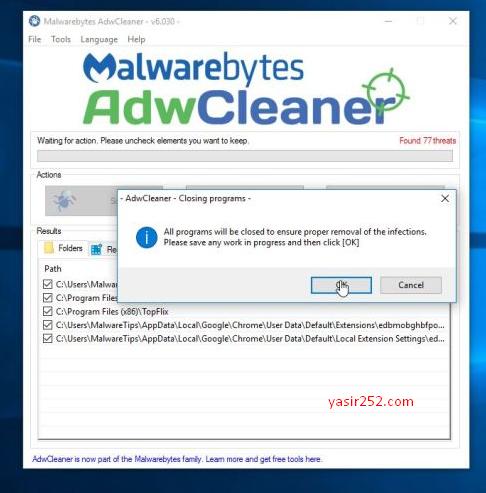 Cara Membersihkan Adware di Windows