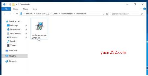 Menghapus Malware dari Komputer