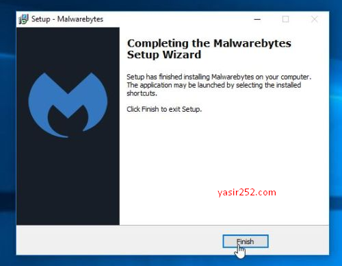 Membersihkan malware di laptop dan pc