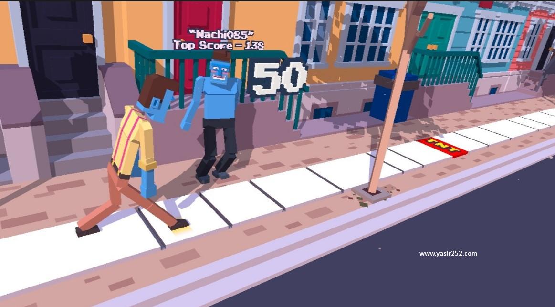Download Games Steppy Pant iPad iPhone iOS Gratis