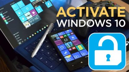 Cara Mengaktifkan Windows 10 dengan KMSpico
