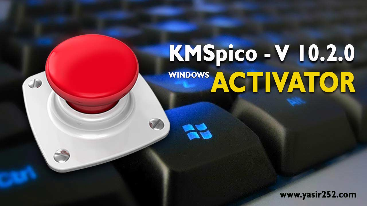 Download KMSpico untuk aktivasi windows 10