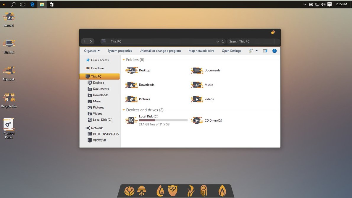 Tema Terbaik Windows 10 Unity Yasir252