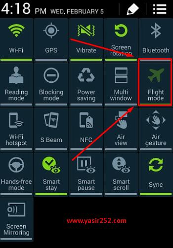 cara memperbaiki masalah wifi pada smartphone yasir252