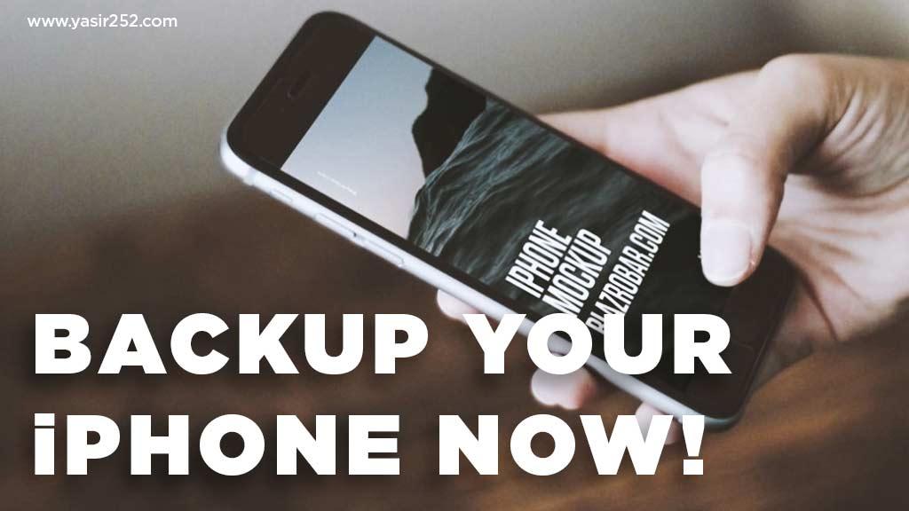 Cara Memindahkan Data iPhone Lama ke iPhone Baru iTunes iCloud