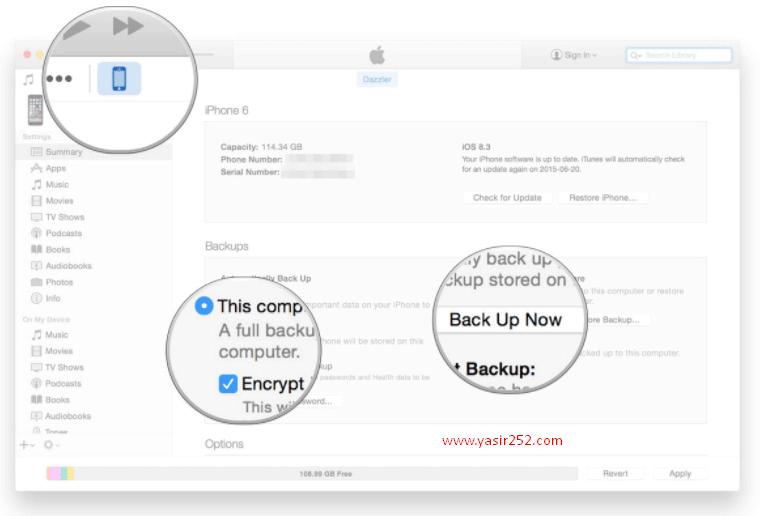 Cara Memindahkan Data iPhone lama ke iPhone baru