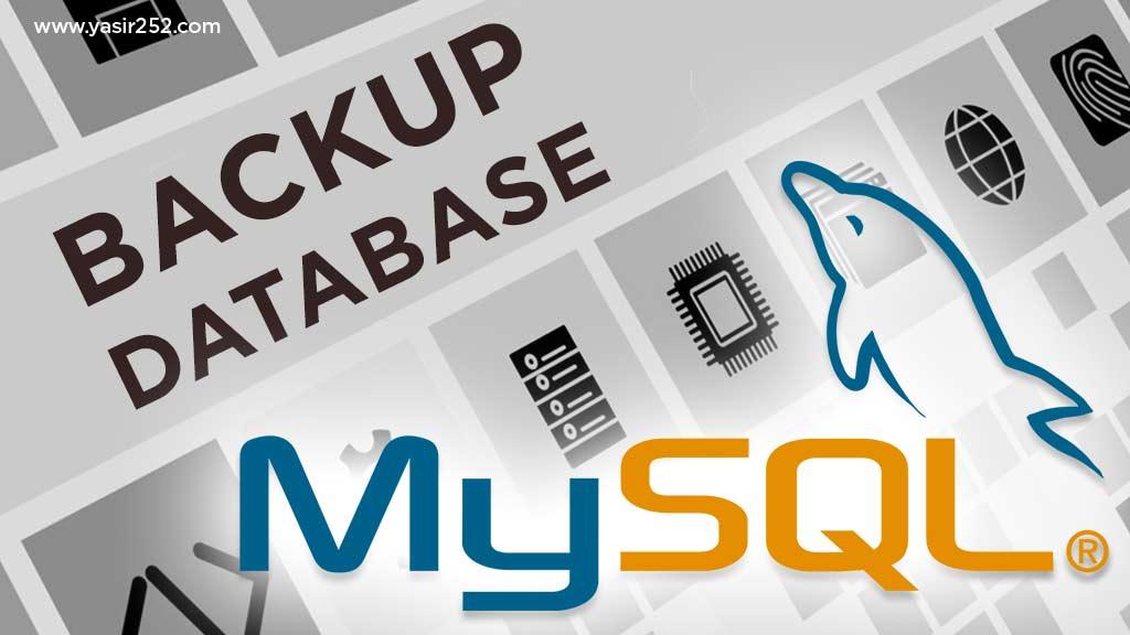 Cara Backup Database MYSQL di PHPMyAdmin