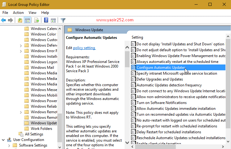Cara Mematikan Windows Update di Windows 10