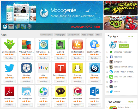Cara Download Applikasi Berbayar Android Blakmart