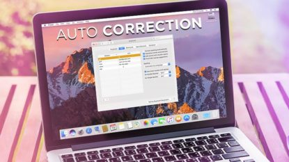 Cara Mematikan Auto Correction Mac OSX