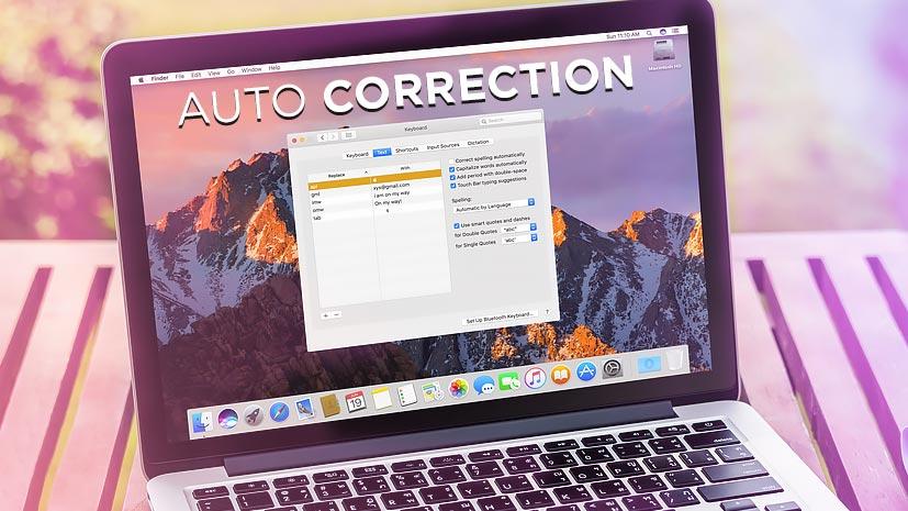 Cara Mematikan Auto Correction Mac OSX