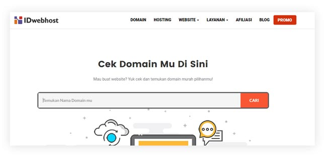 Cara Membuat Website WordPress Beli Domain Name