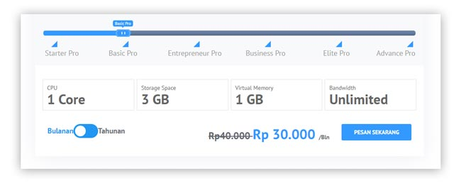 Cara Membuat Website WordPress Beli Hosting