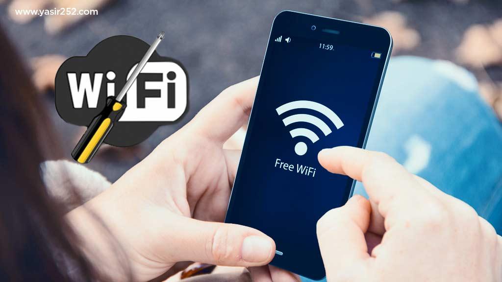 Cara Memperbaiki Wifi Tersambung Tapi Tidak Bisa Internet