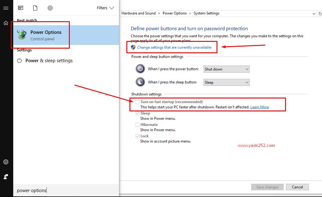 Cara Mengatasi komputer tidak bisa shutdown