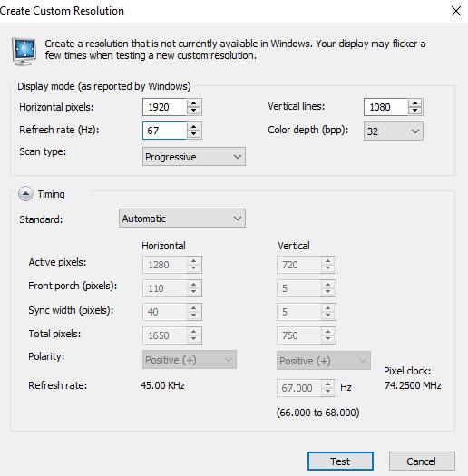 Cara Meningkatkan Refresh Rate Monitor
