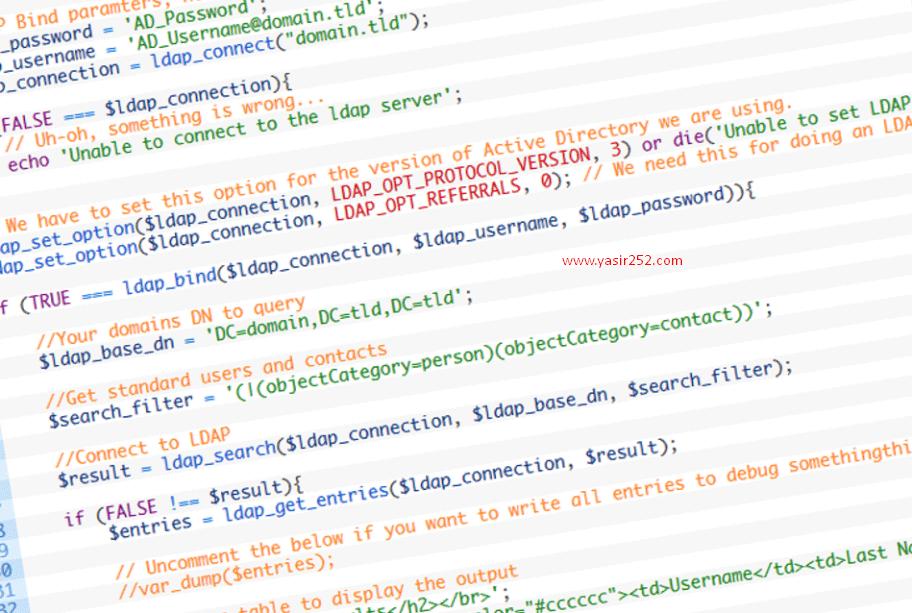 Apa Perbedaan PHP dan HTML?