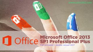 Download Microsoft Office 2013 SP1 Professional Plus Full Version