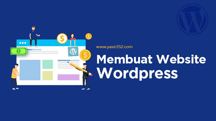 Tutorial Cara Membuat Website WordPress Mudah