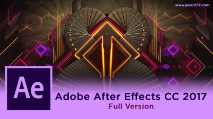 Download Adobe After Effects CC 2017 Full Version