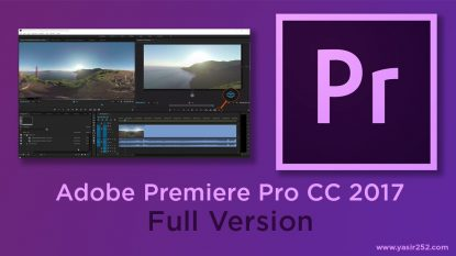 Download Adobe Premiere Pro CC 2017 Full Version