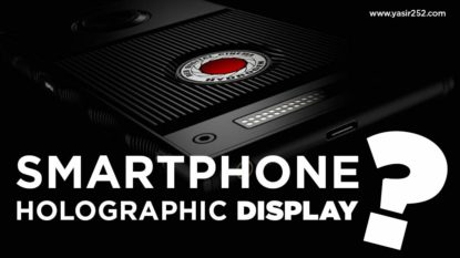 RED Hydrogen One Smartphone Holographic