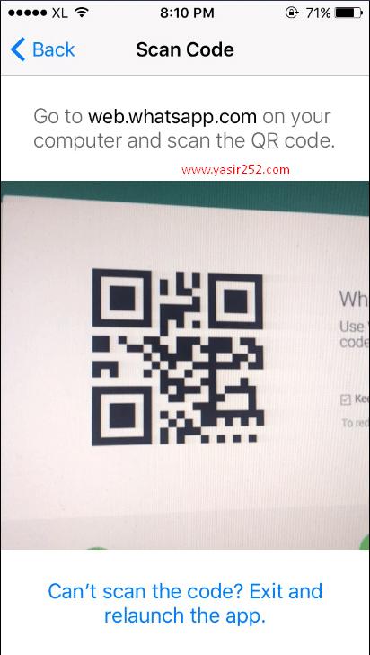 Cara Menggunakan Whatsapp Web di Komputer