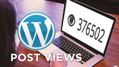 Menampilkan Post Views WordPress Yasir252
