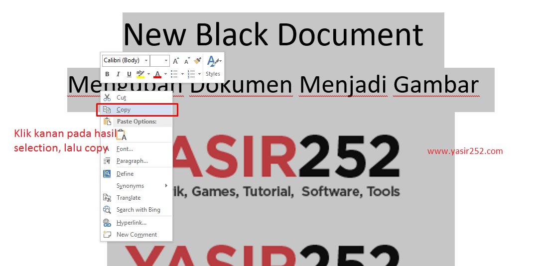 Cara convert doc menjadi jpg