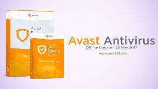 Download Avast Offline Update 25 November 2017 Update Avast Manual Yasir252