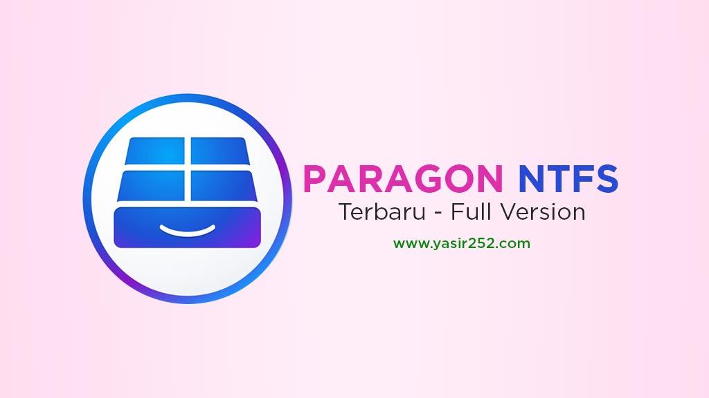 Download Paragon NTFS crack mac full version gratis