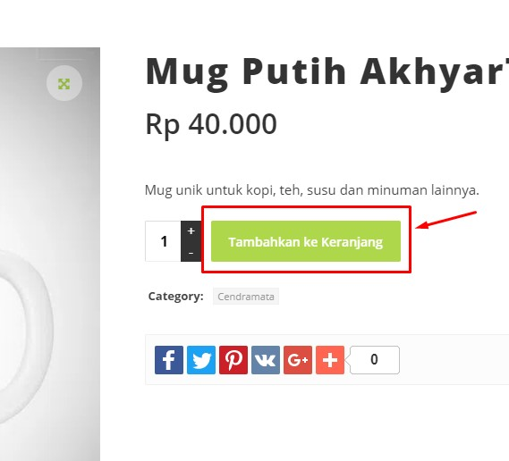 Merubah Tulisan Tombol Add To Cart WooCommerce WordPress Yasir252