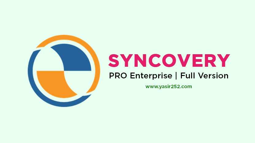 Syncovery Pro Enterprise Free Download Full Version Serial