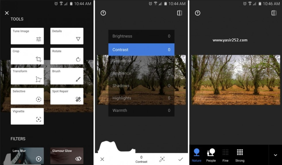 Aplikasi Editing Foto Terbaik Android 2018 Yasir252