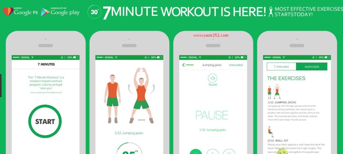 Aplikasi Kesehatan Terbaik Android 2018 Yasir252